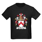 Mellmann Family Crest Kids Dark T-Shirt