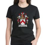 Mellmann Family Crest Women's Dark T-Shirt