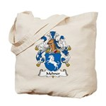 Mehner Family Crest Tote Bag