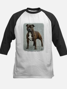 Staffordshire Bull Terrier 9F23-12 Tee