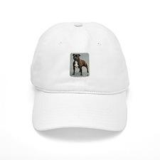 Staffordshire Bull Terrier 9F23-12 Baseball Cap