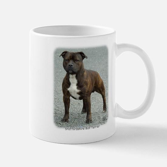 Staffordshire Bull Terrier 9F23-12 Mug