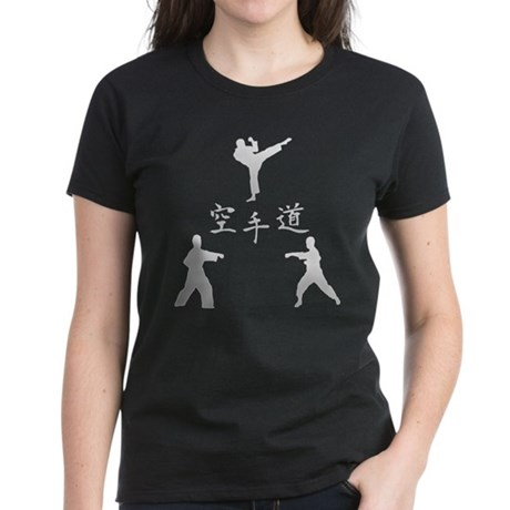 Karate Women's Dark T-Shirt