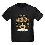 Mausser Family Crest Kids Dark T-Shirt