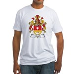 Mauch Family Crest Fitted T-Shirt