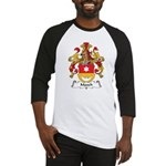 Mauch Family Crest Baseball Jersey