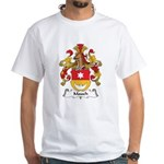 Mauch Family Crest White T-Shirt
