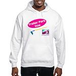 Trailer Park Hoe Hooded Sweatshirt