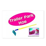 Trailer Park Hoe Postcards (Package of 8)
