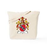 Manger Family Crest Tote Bag