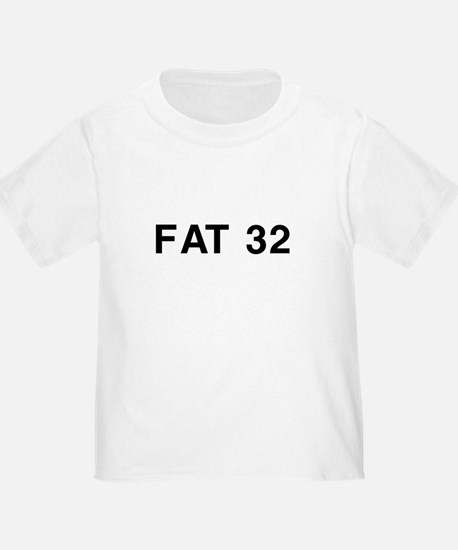 Tech Term -- FAT 32 - T-shirt T