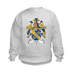 Mader Family Crest Kids Sweatshirt