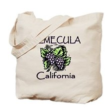 Temecula Grapes Tote Bag