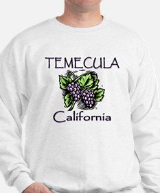 Temecula Grapes Sweatshirt