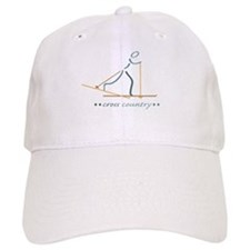 XC Skier Baseball Cap