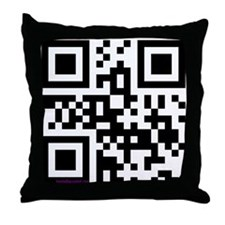 R.E.M. Throw Pillow