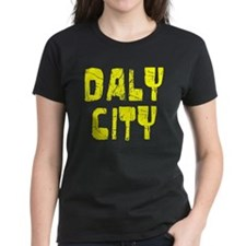 Daly City Faded (Gold) Tee
