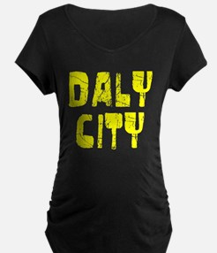 Daly City Faded (Gold) T-Shirt