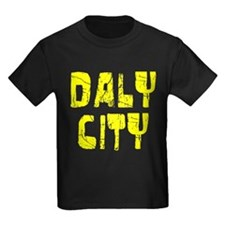 Daly City Faded (Gold) T