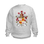 Lubbers Family Crest Kids Sweatshirt