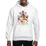 Lubbers Family Crest Hooded Sweatshirt