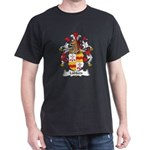 Lubbers Family Crest Dark T-Shirt