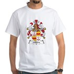 Lubbers Family Crest White T-Shirt
