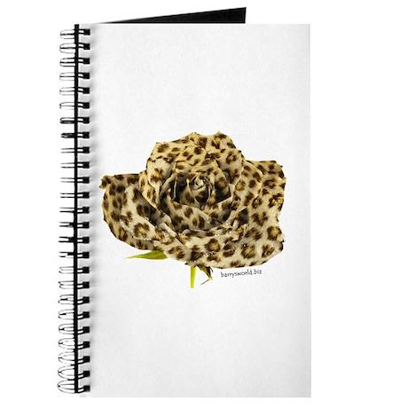 Leopard Rose Journal