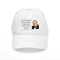 Winston Churchill 12 Baseball Cap