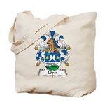 Loper Family Crest Tote Bag