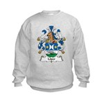Loper Family Crest Kids Sweatshirt