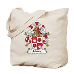 Lonner Family Crest Tote Bag