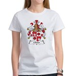 Lonner Family Crest Women's T-Shirt