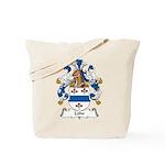 Lohr Family Crest Tote Bag
