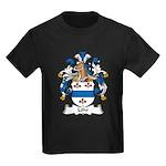 Lohr Family Crest Kids Dark T-Shirt