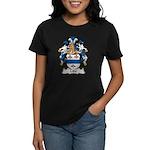 Lohr Family Crest Women's Dark T-Shirt