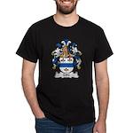 Lohr Family Crest Dark T-Shirt