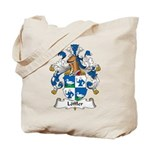 Loffler Family Crest Tote Bag