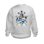 Loffler Family Crest Kids Sweatshirt