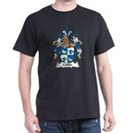 Loffler Family Crest Dark T-Shirt