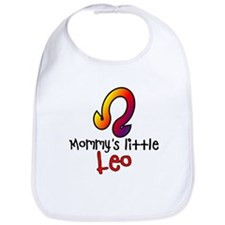 Mommy's Little Leo Bib
