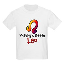 Mommy's Little Leo T-Shirt