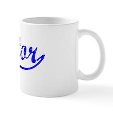 Vintage Mentor (Blue) Mug