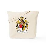 Locker Family Crest Tote Bag