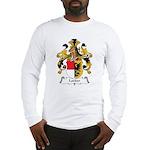 Locker Family Crest Long Sleeve T-Shirt