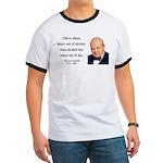 Winston Churchill 14 Ringer T
