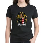 Lober Family Crest Women's Dark T-Shirt