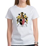 Lober Family Crest Women's T-Shirt