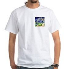 Van Gogh Art Reproduction 1 Sided Shirt