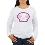 Love Skull Women's Long Sleeve T-Shirt